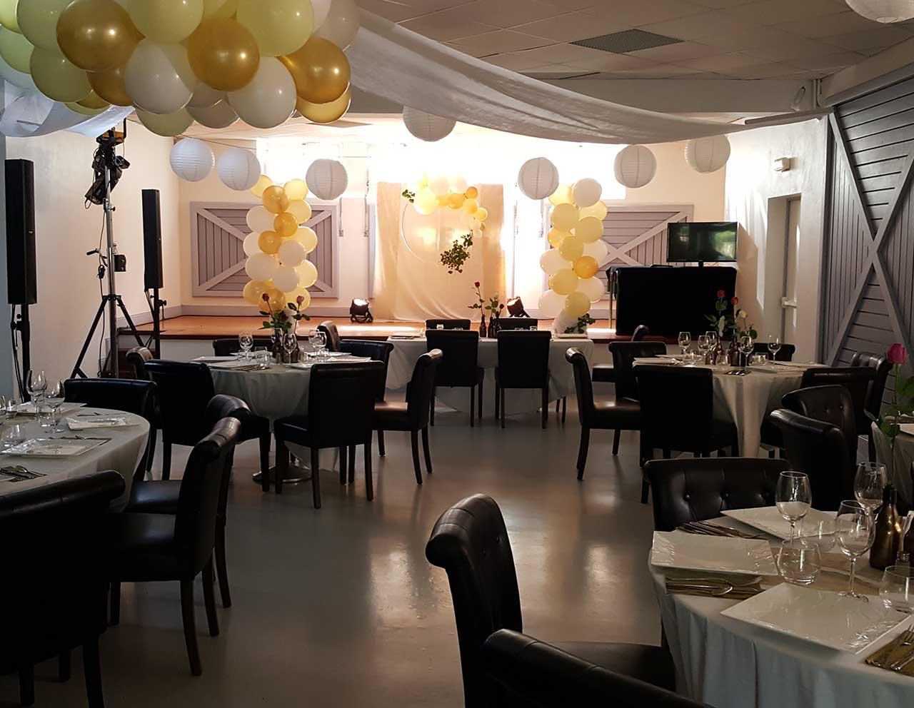 Centres de table en ballons - Décoration Ballons et diverses pour vos festivités en Hautes Pyrénées (65),Gers (32), Landes (40) et Pyrénées-Atlantiques (64)