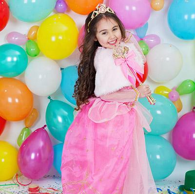 Anniversaire Princesse