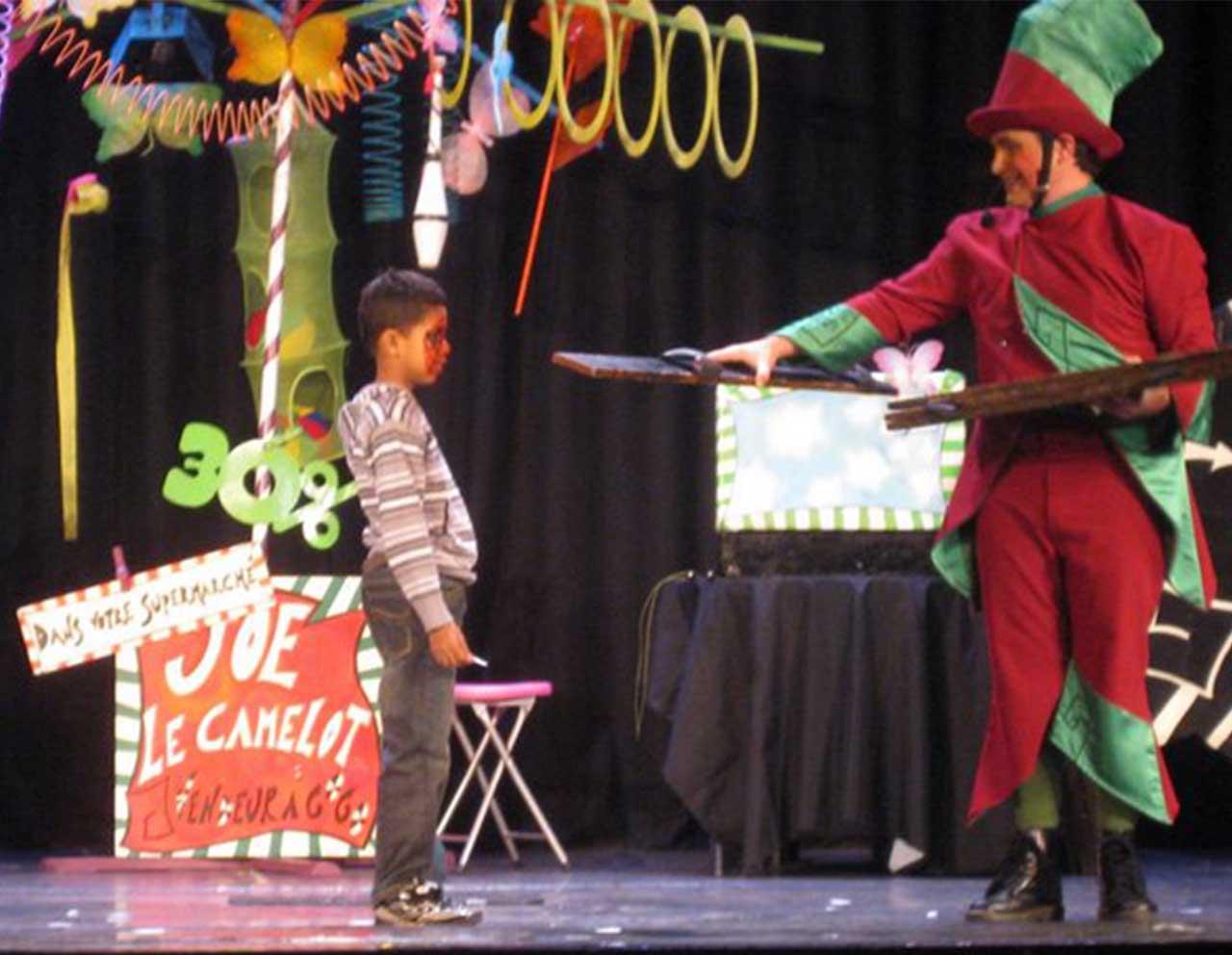 Spectacle cirque enfants en Hautes Pyrénées (65),Gers (32), Landes (40) et Pyrénées-Atlantiques (64) Sud Ouest