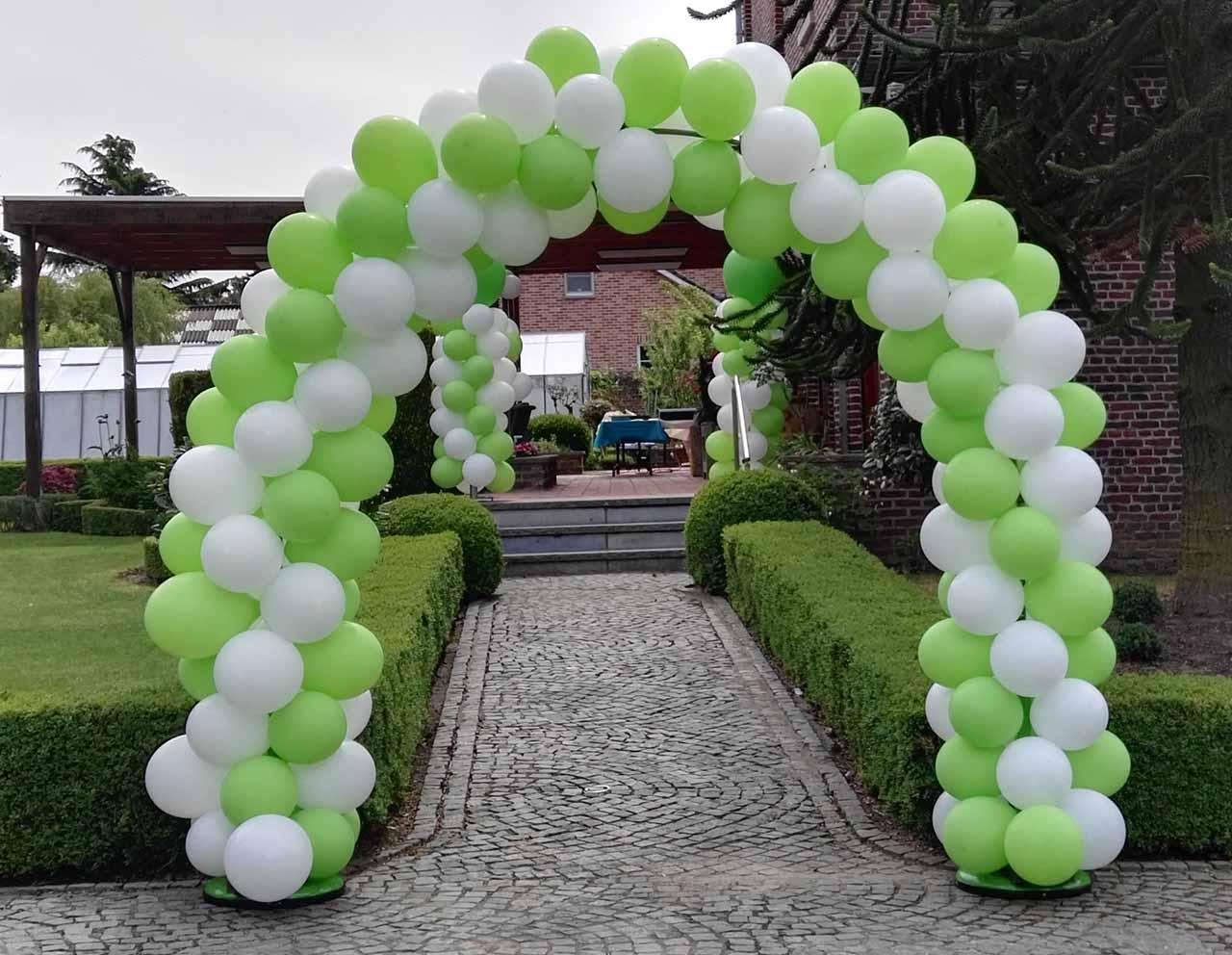 Arches de ballons - Décoration Ballons et diverses pour vos festivités en Hautes Pyrénées (65),Gers (32), Landes (40) et Pyrénées-Atlantiques (64)
