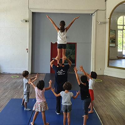 Cirk en Valet - Atelier et Ecole de Cirque - Cauterets 65