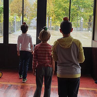 Arts du Cirque à Ecole de Cirque de Cauterets